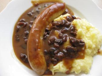 Bratwurst Frankfurter Art - Rezept