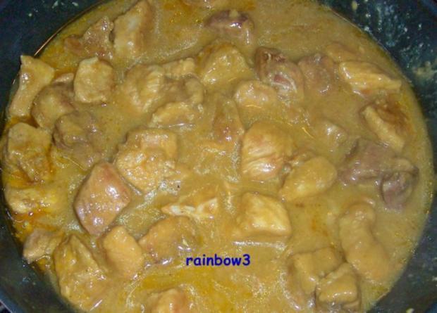 Kochen: Schweinegulasch, indisch angehaucht - Rezept - Bild Nr. 5