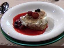 Variation vom Cheesecake (Johanna Klum) - Rezept