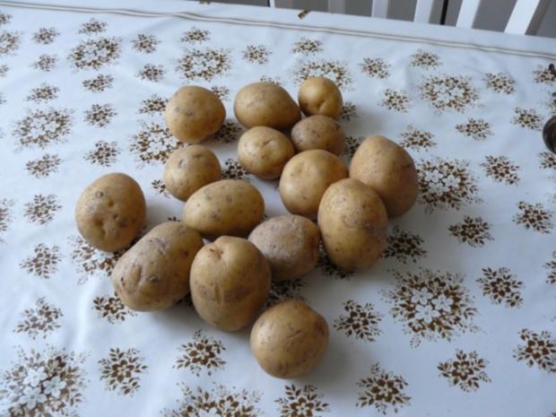 knusprige Kartoffelpuffer - Rezept - Bild Nr. 2