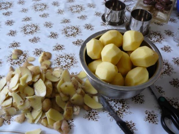 knusprige Kartoffelpuffer - Rezept - Bild Nr. 3
