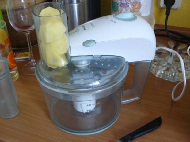 knusprige Kartoffelpuffer - Rezept - Bild Nr. 4