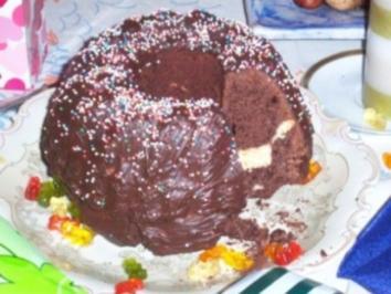 Marmorkuchen Chocoholic - Rezept