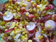 Mais-Paprika-Salat - Rezept