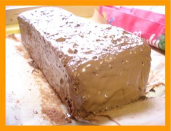 Mohrenkuchen - Rezept
