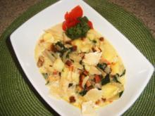 Mangold-Kartoffel-Suppe - Rezept