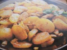 Bauerngröstl aus Südtirol - Rezept