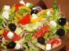 Bauernsalat - bahcivan salatasi - Rezept
