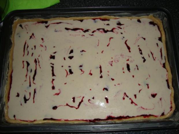 Rote Grütze Kuchen - Rezept - Bild Nr. 2