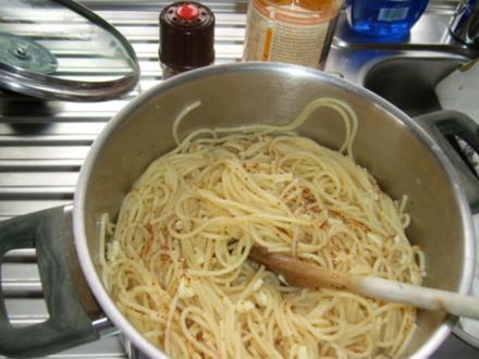"Spaghetti ""exklusiv"" - Rezept"