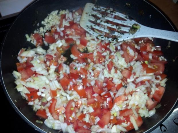 Gemüsestrudel mit Tomaten - Rezept - Bild Nr. 12