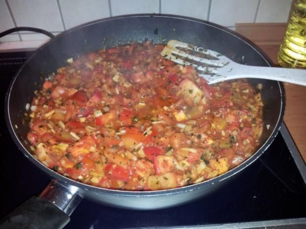 Gemüsestrudel mit Tomaten - Rezept - Bild Nr. 13
