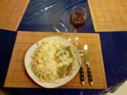 Fisch: Seelachs mexicana - Rezept