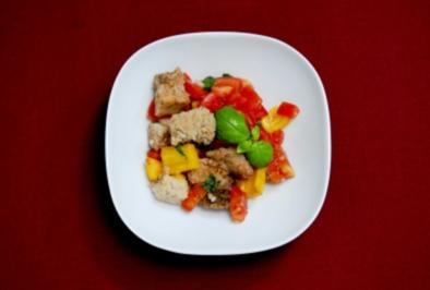 Panzanella (Brotsalat – Milka Loff Fernandes) - Rezept