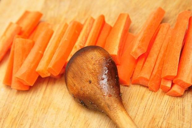 Antipasti 4 - Karottensticks, mediterran - Rezept - Bild Nr. 2