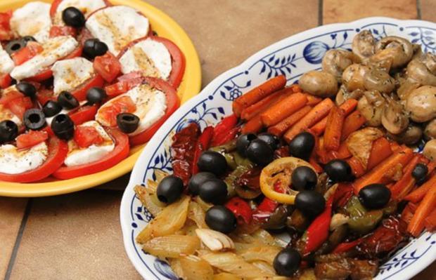 Antipasti 4 - Karottensticks, mediterran - Rezept - Bild Nr. 4