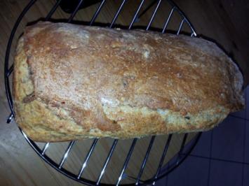Piri Piri Brot - Rezept