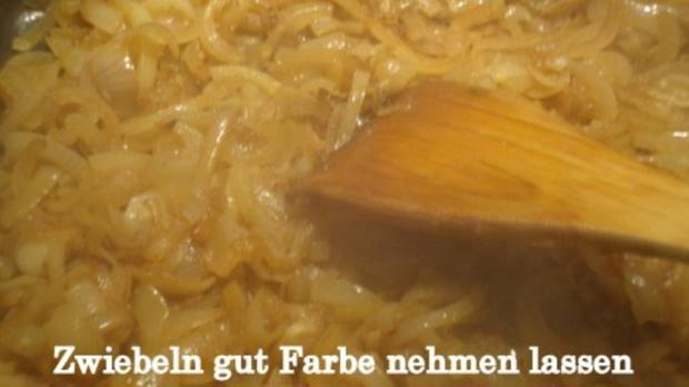 Zwiebel-Apfel Rollbraten - Rezept - Bild Nr. 5