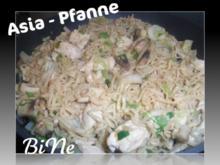 BiNe` S ASIA - PFANNE - Rezept