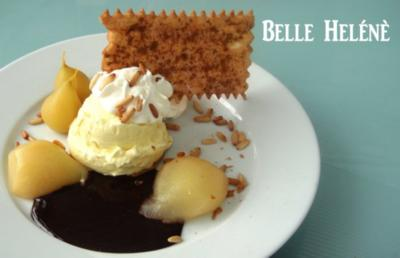 Belle-Hélène-Safran - Rezept
