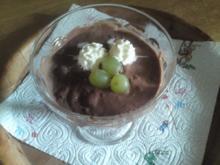 Schokoladen - Pudding - Rezept