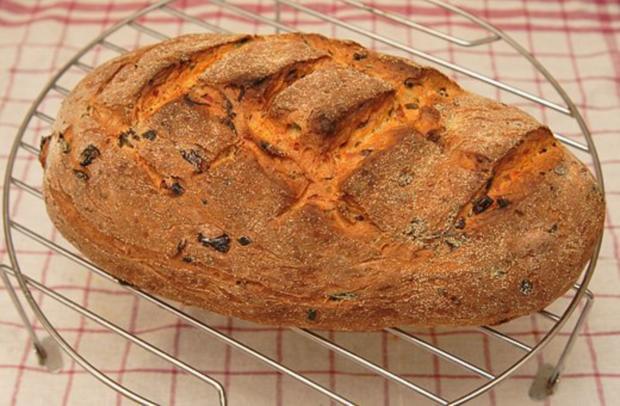 Brot, mediterranes - nach Caro's Art - Rezept - Bild Nr. 11