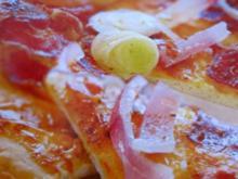 Flammenkuchen - Rezept