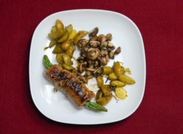 Kalbfleisch Involtini (Milka Loff Fernandes) - Rezept