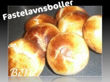 BiNe` S FASTELAVNSBOLLER - Rezept