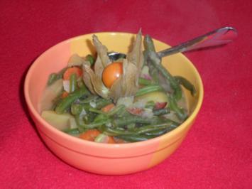 """Gemüseientopf """"afrikanische Art"""" - Rezept"""