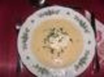 Kohlrabisüppchen - Rezept