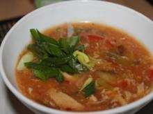 Peking Suppe - Rezept