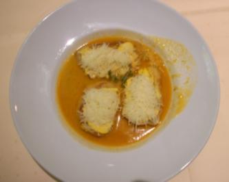 Fischsuppe aus der Provence mit Rouille - Rezept
