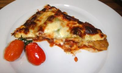 Lasagne-Verde al Forno - Rezept