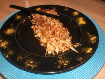 Rezept: Knackige Chinapfanne