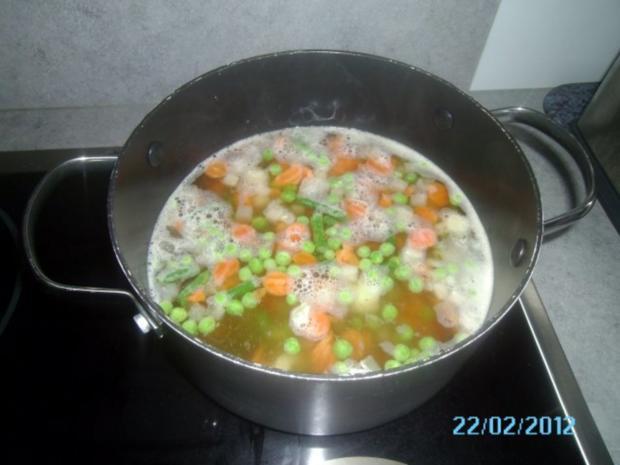 Gemüsecremesuppe - Rezept - Bild Nr. 3