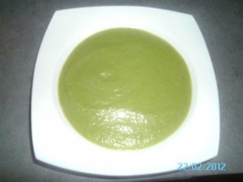 Rezept: Gemüsecremesuppe