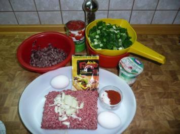 Hossa-heute mal Mexikanisch - Rezept