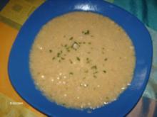 Curry - Bananensuppe - Rezept