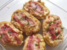 Ofen-Käse-Kartoffeln - Rezept