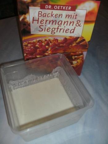 Grundrezept Hermann Teig Rezept Mit Bild Kochbar De