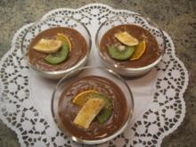 Dessert: Nougat-Creme - Rezept