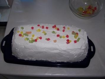 "Rezept: Torte ""Afrika"""
