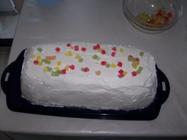 "Torte ""Afrika"" - Rezept"