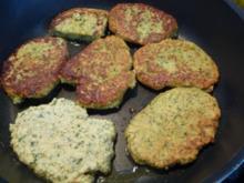 Fleischlos : Falafel mit Kartoffel-Möhren-Brei - Rezept