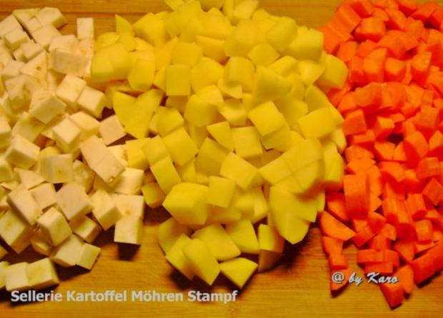 Fisch: Zitroniges Schollenfilet an Petersilien- Zitronen Sauce - Rezept - Bild Nr. 4