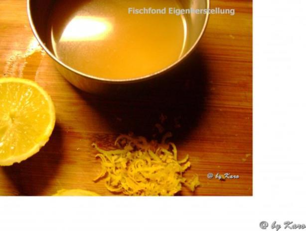 Fisch: Zitroniges Schollenfilet an Petersilien- Zitronen Sauce - Rezept - Bild Nr. 3