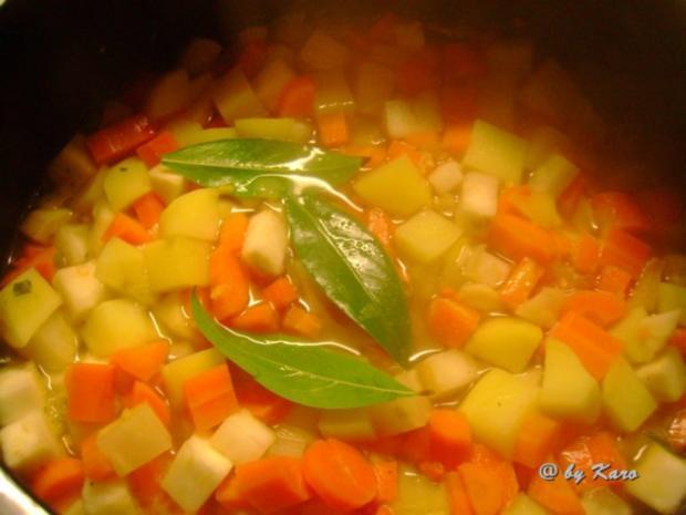 Fisch: Zitroniges Schollenfilet an Petersilien- Zitronen Sauce - Rezept - Bild Nr. 5