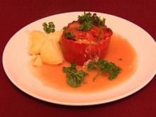 Gefüllte Paprikaschoten mit Kartoffeln (Ania Niedeck) - Rezept