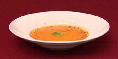 Karotten-Ingwersuppe (von Jörg aus der Dose)  (Jörg Rohde) - Rezept